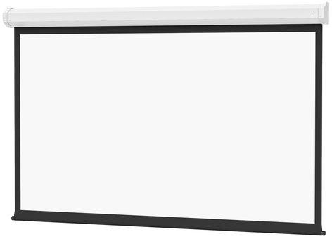 "Da-Lite 83444 45"" x 80"" Cosmopolitan Electrol Screen with Matte White Surface 83444"