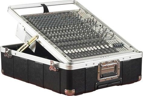 Gator Cases G-MIX-12-PU 12RU ATA Pop-Up Mixer Case GMIX-12-PU
