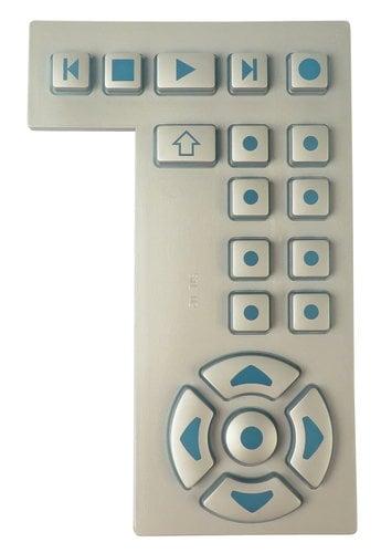 Allen & Heath AA7757  Rubbery Key Pad Switch Mat for GSR24/M AA7757