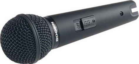 Bogen Communications HDU150 Microphone, Handheld Dynamic, Cardioid HDU150