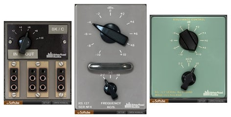 Softube ABBEY-ROAD-BRILL-PAC Abbey Road Brilliance Pack Equalizer Plugin Software Bundle - VST/VST3/AU/AAX ABBEY-ROAD-BRILL-PAC