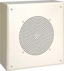 """Bogen Communications MB8TSQ Metal Box Speaker, 8"""" MB8TSQ"""