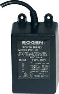 Bogen PRSLSI 24 VDC 450mA Power Supply and Loop Start Interface PRSLSI