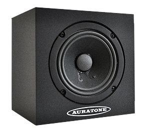 """Auratone 5C-SINGLE 5C Super Sound Cube 4.5"""" 25W Passive Studio Monitor 5C-SINGLE"""