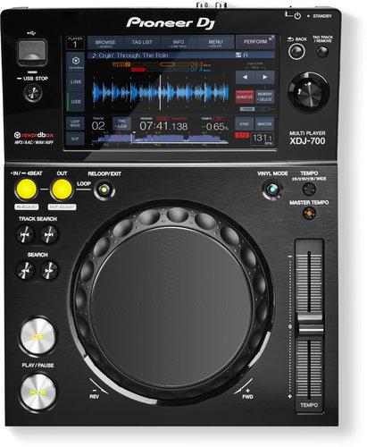 Pioneer XDJ-700 Compact Digital Deck, Rekordbox Compatible XDJ-700