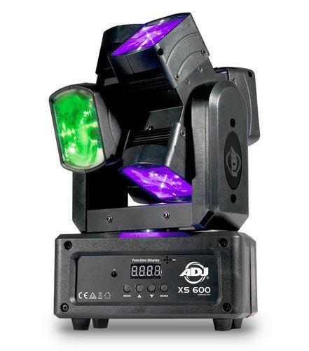 ADJ XS 600 6x10W RGBW Dual Moving Head LED Fixture XS600