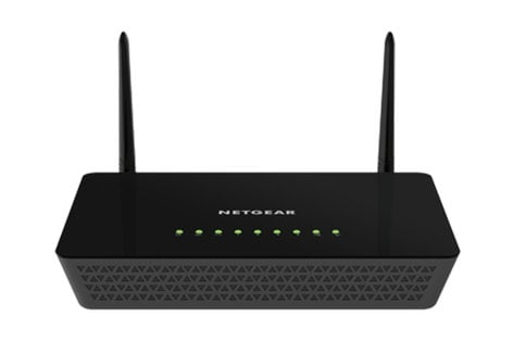 New Netgear AC1200 Smart Wi-Fi Router with External Antennas R6220-100NAS