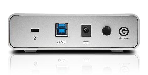 G-Technology 0G03594 G-Drive USB 4 TB External Hard Drive 0G03594