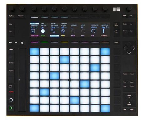 Ableton Push 2 Controller for Ableton Live Push-2