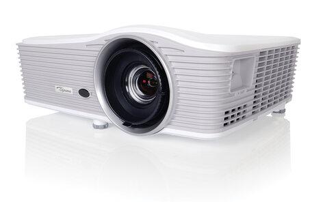 Optoma EH515 5500 Lumen 1080p Full 3D ProScene Projector EH515