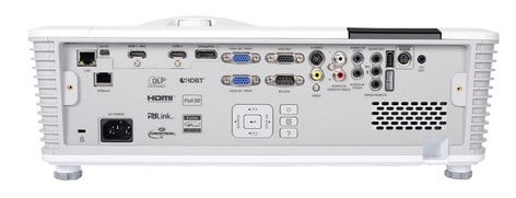 Optoma W515T 6000 Lumen Widescreen WXGA DLP Projector with HDBaseT W515T