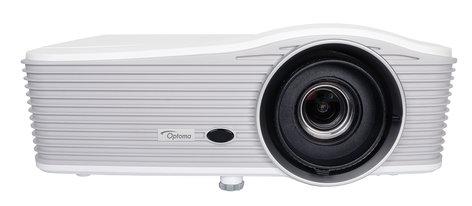 Optoma W515T 6000 Lumen Widescreen WXGA DLP Projector with HDBaseT W515T