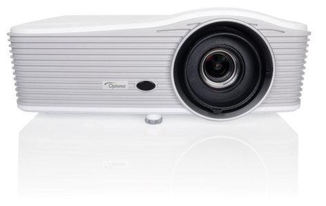 Optoma WU515 ProScene 6000 Lumens High Resolution WUXGA DLP Projector WU515