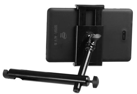 On-Stage Stands TCM1900 Grip-On Universal Device Holder with U-Mount Mounting Post TCM1900