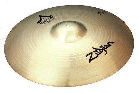 "Zildjian 20"" A Custom Projection Crash Cast Bronze Cymbals A20581"