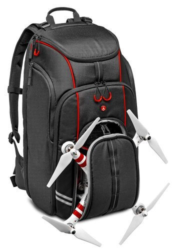 Manfrotto MB BP-D1 DJI Phantom Quadcopter Drone/Camera/Tripod Backpack MB BP-D1