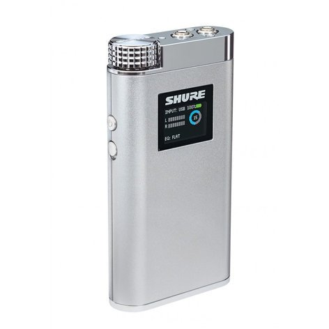 Shure SHA900 Headphone Amplifier/DAC  SHA900-US