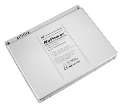 """Newer Tech Notebook Battery Battery for MacBook Pro 15"""" non-Unibody NWTBAP15MBP56RS"""