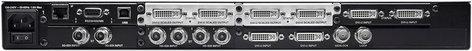 TV One C3-510-1001 CORIOmaster mini Video Wall Processor with Modular I/O C3-510-1001