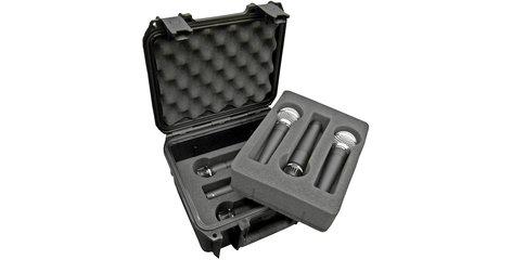 SKB Cases 3I-0907-MC6 Waterproof Six Microphone Case 3I-0907-MC6