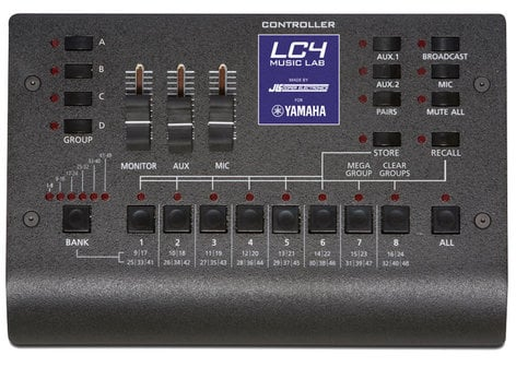 Yamaha LC4 Music Lab Base [EDUCATIONAL VERSION] Modular System for Educational Musical Instrument Labs LC4BASE-EDU