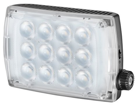 Manfrotto SPECTRA2 5600K Compact Dimmable LED Photo/Video Light Fixture MLSPECTRA2