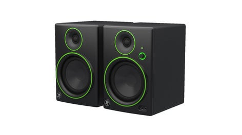 "Mackie CR5-BT Pair of 2-Way, 5"" 50W Speakers w/ Bluetooth CR5-BT"