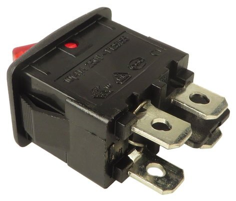Samson 370008 Power Switch for A70, A100, B900 370008