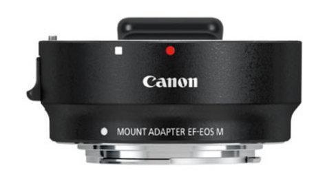 Canon 6098B002  Mount Adapter EF-EOS M 6098B002