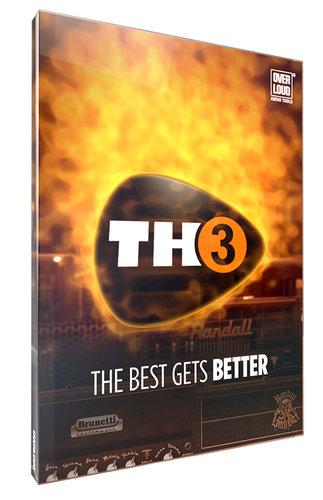 Overloud TH3 Guitar Amplifier Emulation Software TH3-OVERLOUD