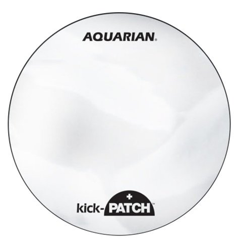 Aquarian Drumheads Kick-PATCH Bass Drum Patch KICK-PATCH