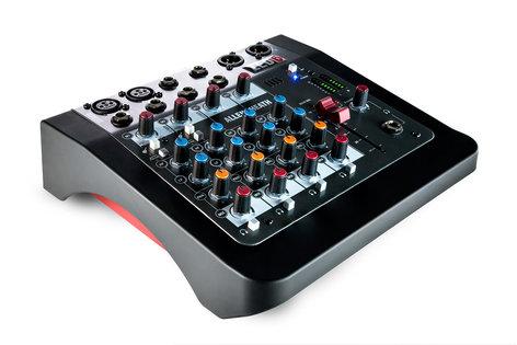 Allen & Heath ZED 6 Compact 6 Input Analog Mixer ZED-6