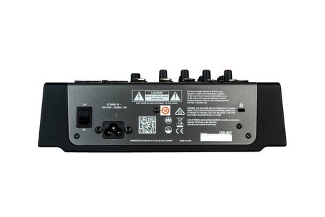 Allen & Heath ZED 6FX Compact 6 Input Analog Mixer w/ FX ZED-6FX