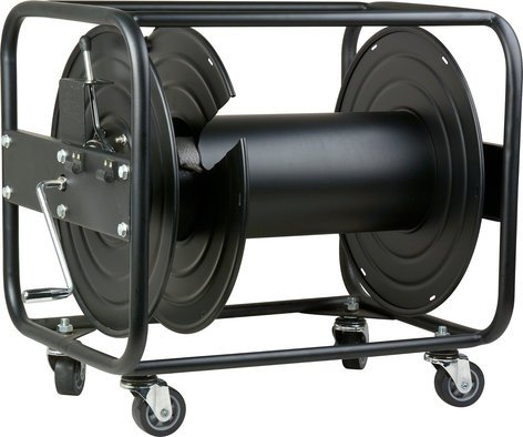 TecNec JackReel-XL1 High-Capacity Cable Reel for Broadcast and Fiber Optic Cable JACKREEL-XL1