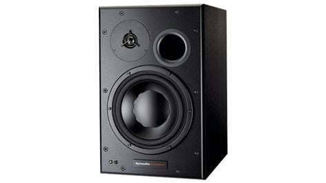 """Dynaudio Professional BM15A/LEFT 2-Way Active Nearfield Studio Monitor w/ 10"""" Woofer (Left Speaker of Monitor Pair) BM15A/LEFT"""