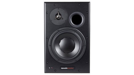 "Dynaudio BM15A/RIGHT 2-Way Active Nearfield Studio Monitor w/ 10"" Woofer (Right Speaker of Monitor Pair) BM15A/RIGHT"