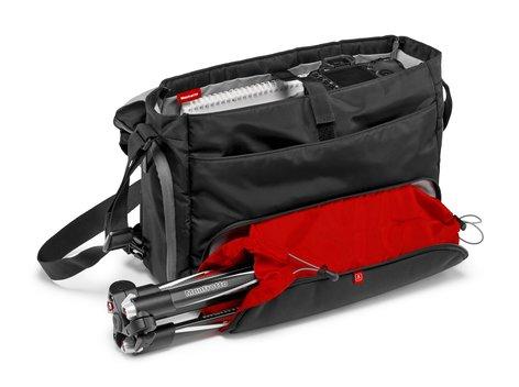 Manfrotto Professional Shoulder Bag 40 Gray Nylon DSLR Shoulder Bag MB MA-M-GY