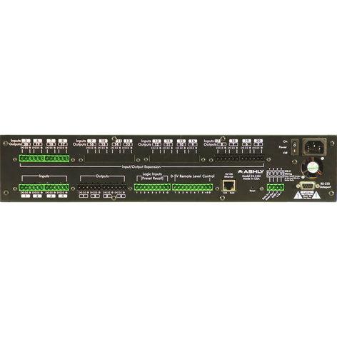 Ashly NE24.24M-8X16  Networkable NE-Series Protea Matrix Processor (8 inputs x 16 outputs) NE24.24M-8X16