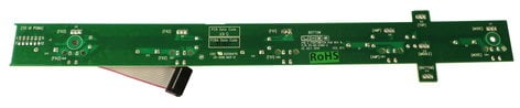 Line 6 50-02-0366-2 POD Floorboard Footswitch PCB 50-02-0366-2