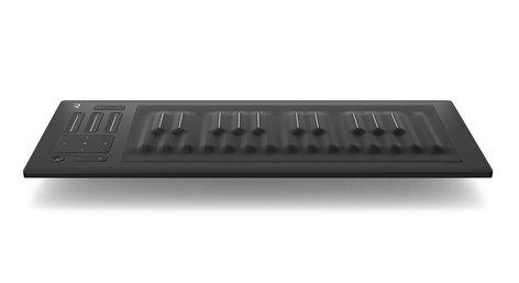 ROLI Seaboard RISE 25-Key USB Keyboard Controller with Bluetooth Connectivity SEABOARD-RISE-25