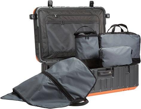 Pelican Cases EL30 Vacationer Elite Carry-On Luggage Case with Enhanced Travel System LG-EL30-PELICAN
