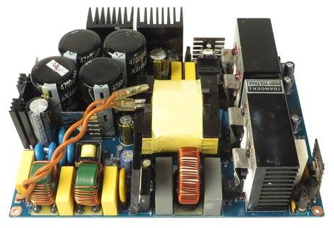 Behringer Q05-11605-07886 Power Supply PCB for PMH5000 Q05-11605-07886
