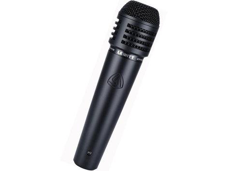 Lewitt MTP440DM Dynamic Performance Microphone, Cardioid MTP440DM