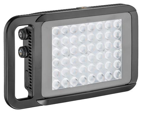 Litepanels MLL1300-BI Lykos Bi-Color LED Fixture, 3000K-5600K MLL1300-BI