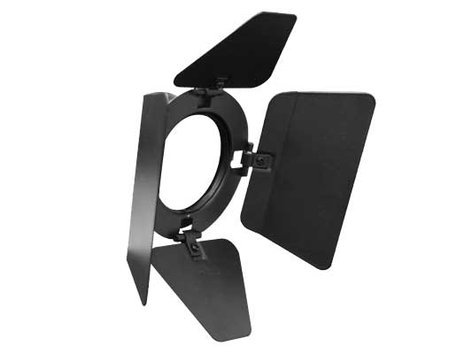 Odyssey LSPAR16BDB  Black Barndoor for LSPAR16 Light Fixtures LSPAR16BDB