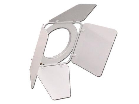 Odyssey LSPAR20BDW White Barndoor for LSPAR20 Light Fixtures LSPAR20BDW