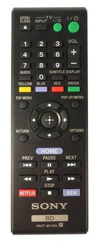 Sony 149002751  Sony Blu-ray Remote Control 149002751