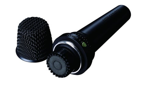 Lewitt AMS-MTP-550-DM-S MTP 550 DMs Handheld Dynamic Vocal Microphone w/ On-Off Switch AMS-MTP-550-DM-S