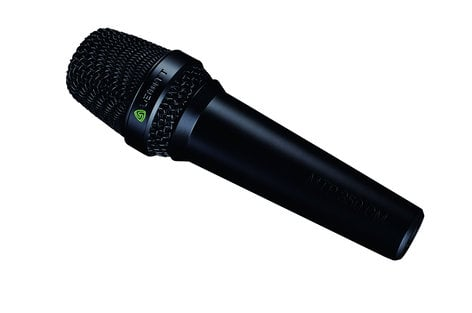Lewitt MTP 350 CMs Handheld Condenser Vocal Microphone w/ On-Off Switch AMS-MTP-350-CM-S