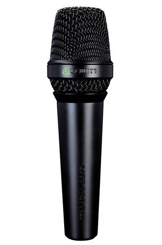 Lewitt MTP 250 DMs Handheld Dynamic Vocal Microphone with On/Off Switch AMS-MTP-250-DM-S